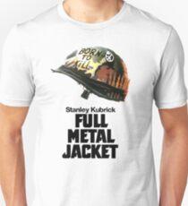 Full Metal Jacket Vietnam film Kubrick Unisex T-Shirt