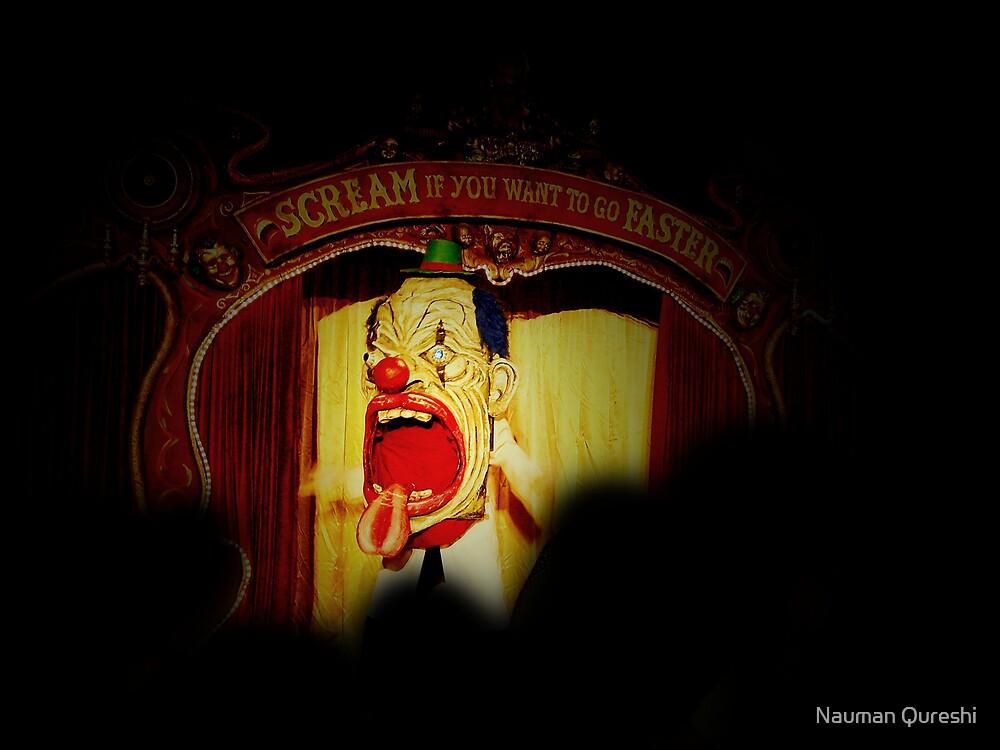 Mascot by Nauman Qureshi