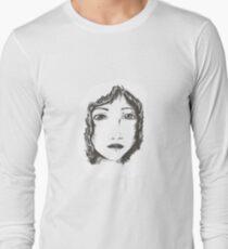 Ink woman Long Sleeve T-Shirt