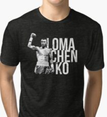 Vasyl Lomachenko Tri-blend T-Shirt