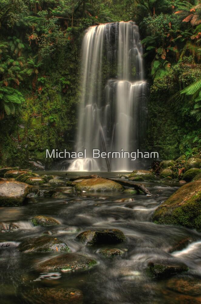 Beauchamp Falls, HDR Rework by Michael  Bermingham