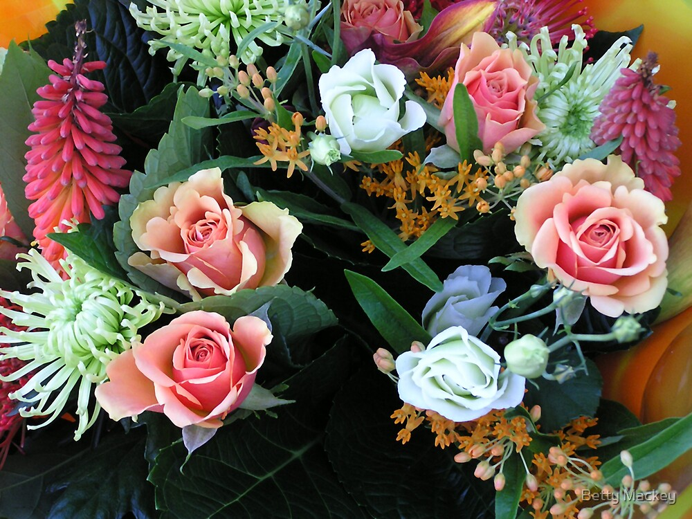 Floristry by Betty Mackey