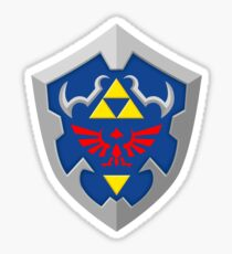 Hylain Shield OoT Sticker