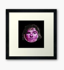 Kurt The Living Planet Framed Print