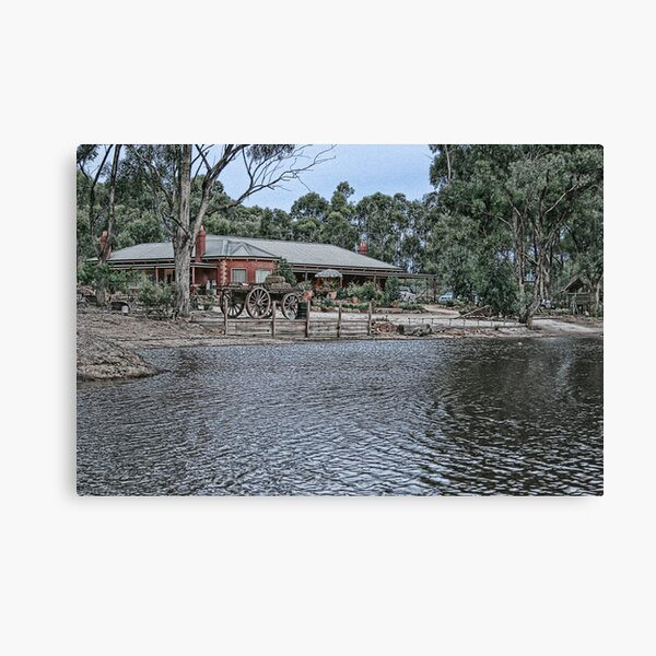 The Homestead Canvas Print