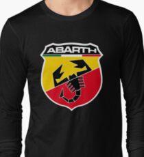 Abarth: Long Sleeve T-Shirts | Redbubble