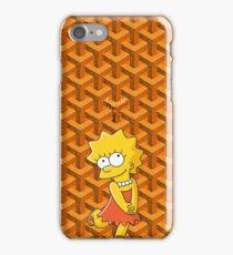 Goyard Yellow - Goyard iPhone Case/Skin