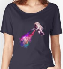 Shooting Stars Women's Relaxed Fit T-Shirt