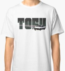 TOFU delivery - black Classic T-Shirt