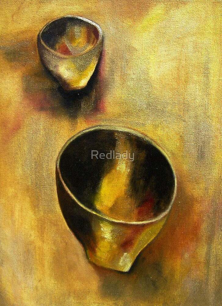 GOLDEN CUPS by Redlady