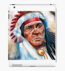 Native American Chief iPad Case/Skin