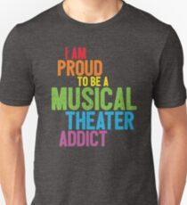 Musical Theater Pride Unisex T-Shirt
