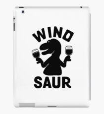 wino saur iPad Case/Skin