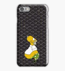Goyard Killa Bart Black - Goyard Black iPhone Case/Skin