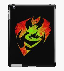 The Fire And Fury iPad Case/Skin