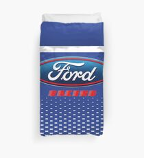 Ford Racing Duvet Cover