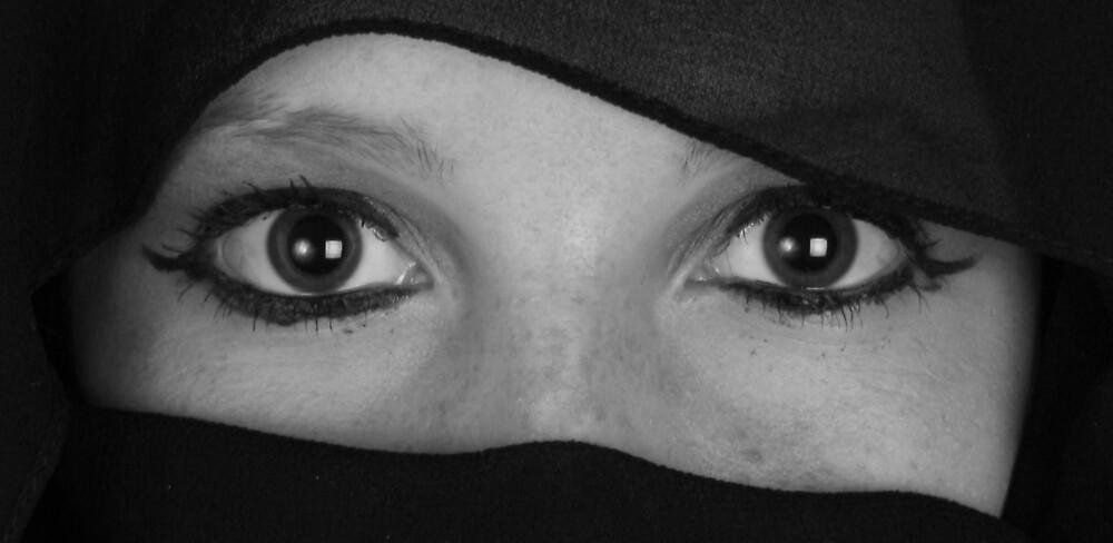 Eyes by Hayley Evans