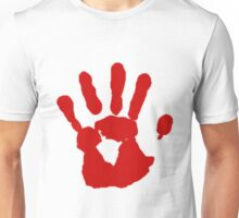 COD Bloody Hand Unisex T-Shirt
