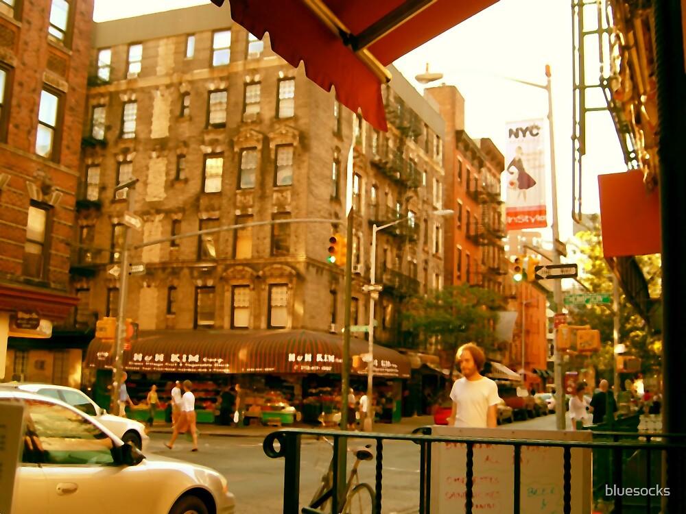 Soho NYC by bluesocks