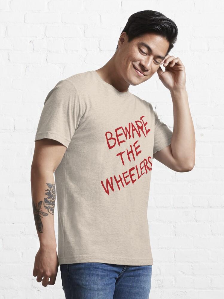 Alternate view of Beware Essential T-Shirt