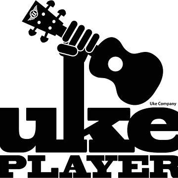 Uke Player Power by ukecompany