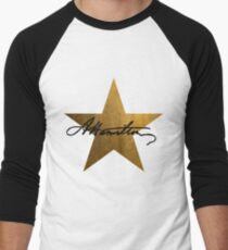 Hamilton Star  Men's Baseball ¾ T-Shirt