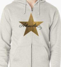 Sudadera con capucha y cremallera Hamilton Star