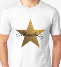 Hamilton Star  Unisex T-Shirt