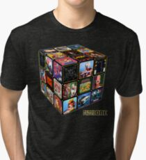 WELCOME TO THE OASIS - Ready Player One Tri-blend T-Shirt