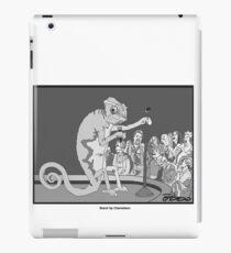 Standup Chameleon  iPad Case/Skin
