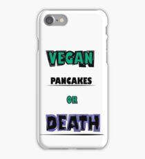 For vegans... iPhone Case/Skin