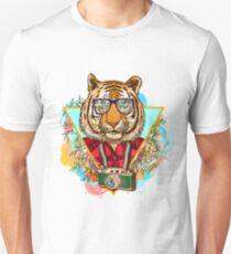 Fashion tiger T-Shirt