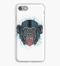 Monkey mono iPhone Case/Skin