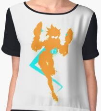 The cavalry's here! Chiffon Top