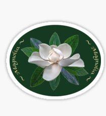 Magnolia Dream Sticker