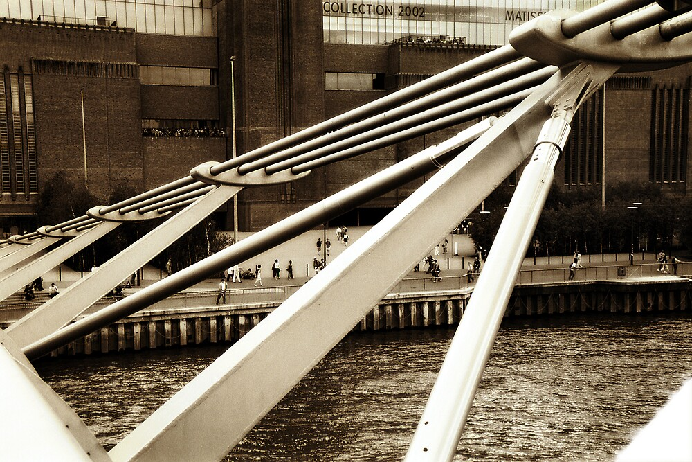 To the Tate by Stephen Jackson
