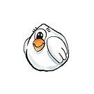 Oster Huhn von farbcafe