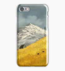 A VIEW FROM MANALI iPhone Case/Skin