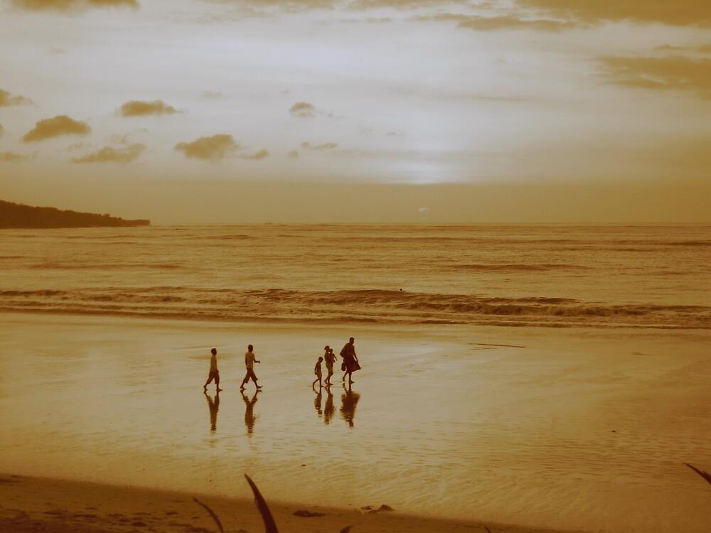Beachwalk by grimbomid