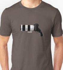 Shoot! (White Barrel) T-Shirt