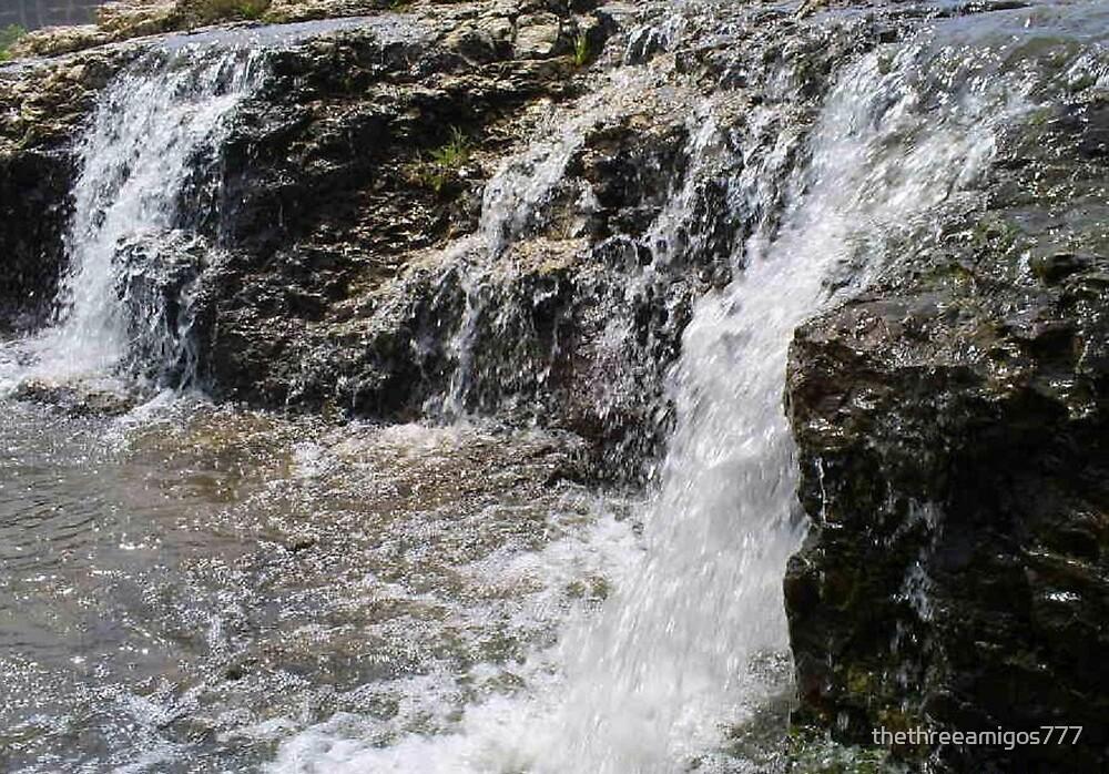 Ozark Waterfall by thethreeamigos777