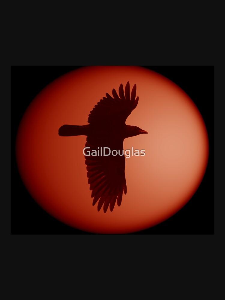 The Crow by GailDouglas