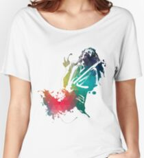 Ink Frusciante Women's Relaxed Fit T-Shirt