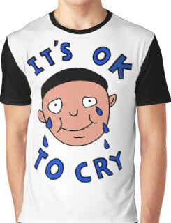 It's Ok to Cry (Daria) Graphic T-Shirt