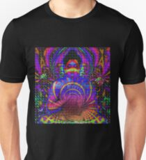 GodMind Psychedelic Wall Hanging T-Shirt