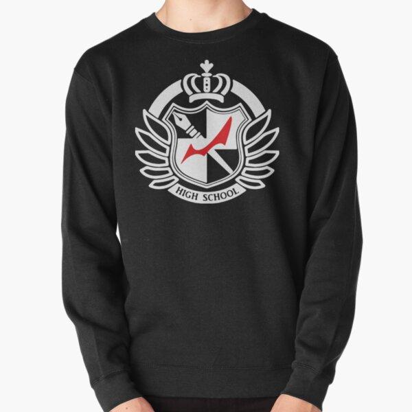 Hope's peak academy Pullover Sweatshirt