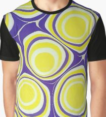 Super bright and shining contemporary pattern Graphic T-Shirt