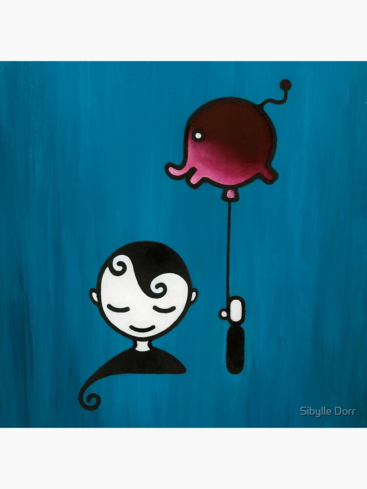 Elephant Dream – Boy with Balloon by SibylleDorr