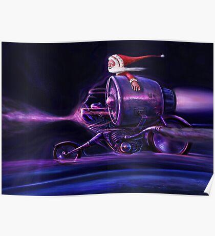 Stardust Rider Poster