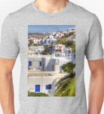 Mykonos Boxes Unisex T-Shirt